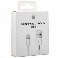 Кабель Apple Lightning - USB 1м