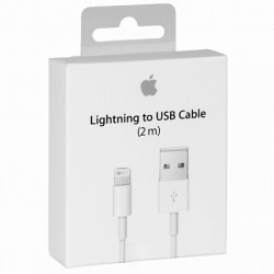 Кабель Apple Lightning - USB 2м