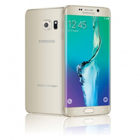 Смартфон Samsung Galaxy S6 Edge+ 32Gb Dual Gold